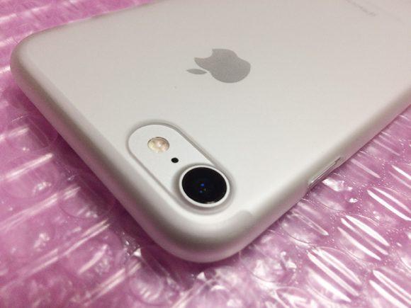 iPhone7の背面