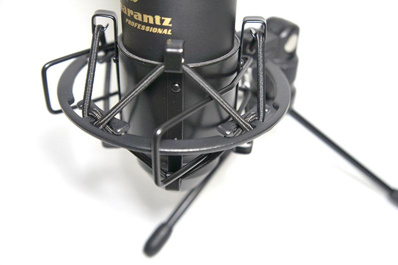 Marantz MPM-1000 ショックマウント