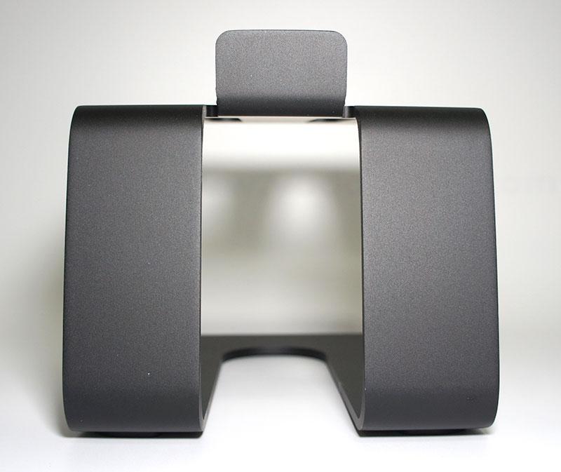 Stageekデスクトップスピーカースタンド 背面